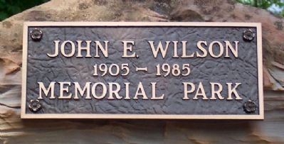 John Wilson Memorial Park, Bloom Township Photo, Click for full size