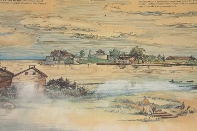 Fort Niagara Marker image. Click for full size.