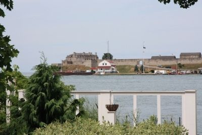Fort Niagara image. Click for full size.