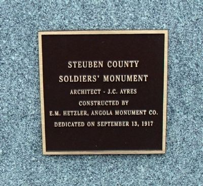 East Side - - Small Plaque Photo, Click for full size
