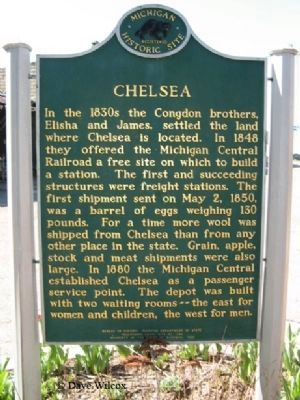 Chelsea Marker image. Click for full size.
