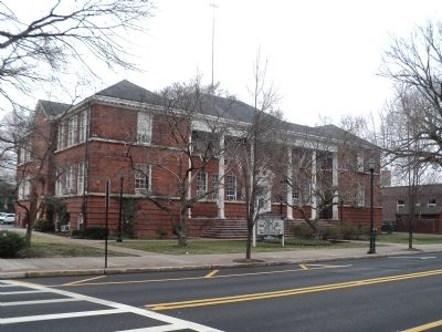 Rutherford Borough Hall image. Click for full size.