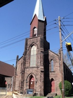 Belleville Reformed Church image. Click for full size.
