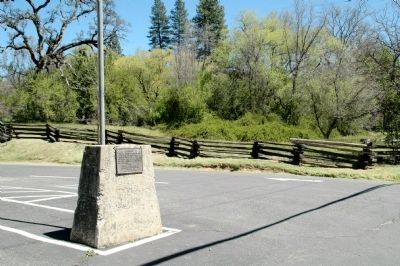 Town of Dobbins Marker image. Click for full size.