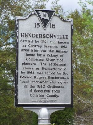 Hendersonville Photo, Click for full size