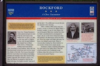 Rockford Marker image. Click for full size.