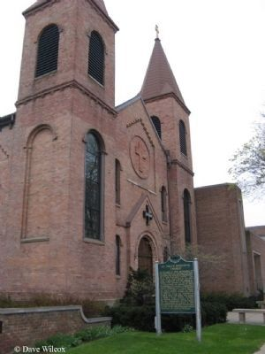 St. Paul's Episcopal Church Photo, Click for full size