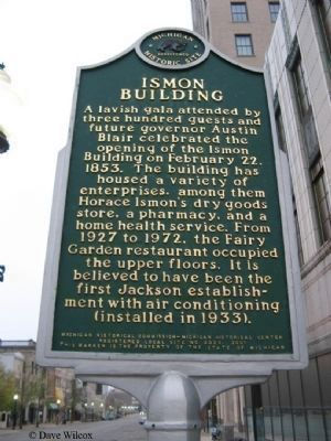 Ismon Building Marker Photo, Click for full size