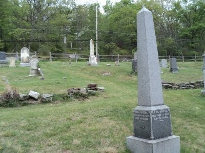 Grave of Benny Havens Photo, Click for full size