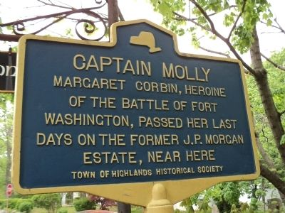 Captain Molly Marker image. Click for full size.