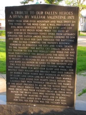 Chicopee Civil War Memorial Marker image. Click for full size.