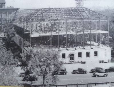 Municipal Building under Construction image. Click for full size.