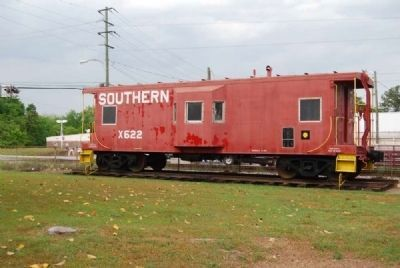 Southern X622 Bay Window Caboos Photo, Click for full size