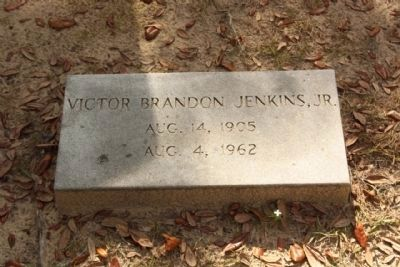 Victor Brandon Jenkins, Jr. image. Click for full size.