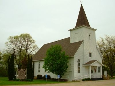 Primrose Lutheran Church image. Click for full size.