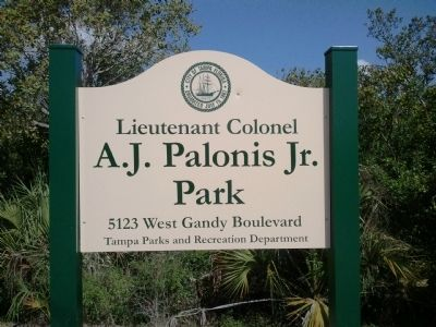 Palonis Park Entrance image. Click for full size.