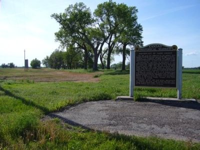 Birthplace of Farm Credit Marker image. Click for full size.