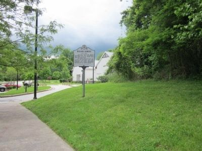 Benjamin Banneker Marker Photo, Click for full size