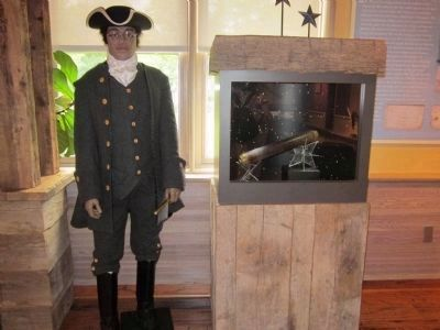 Benjamin Banneker Museum Display Photo, Click for full size