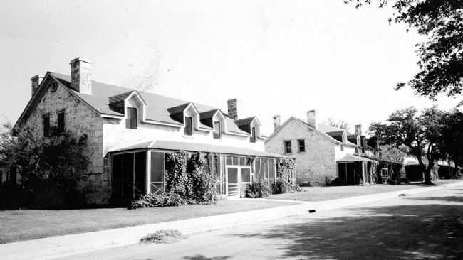 Historic view during the Guest Ranch era. image. Click for full size.