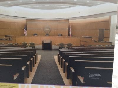 New Courtroom Photo, Click for full size