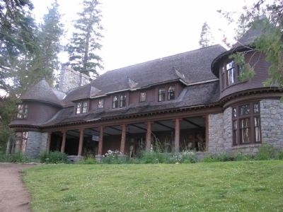 Pine Lodge-Erhman Mansion image. Click for full size.