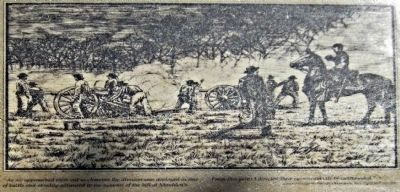 Union Artillery on Moulden's Hill image. Click for full size.