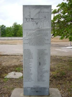 Moweaqua Coal Mine Disaster Memorial Photo, Click for full size