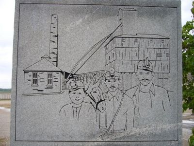 Moweaqua Coal Mine Disaster Marker Photo, Click for full size
