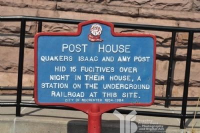 Post House Marker image. Click for full size.