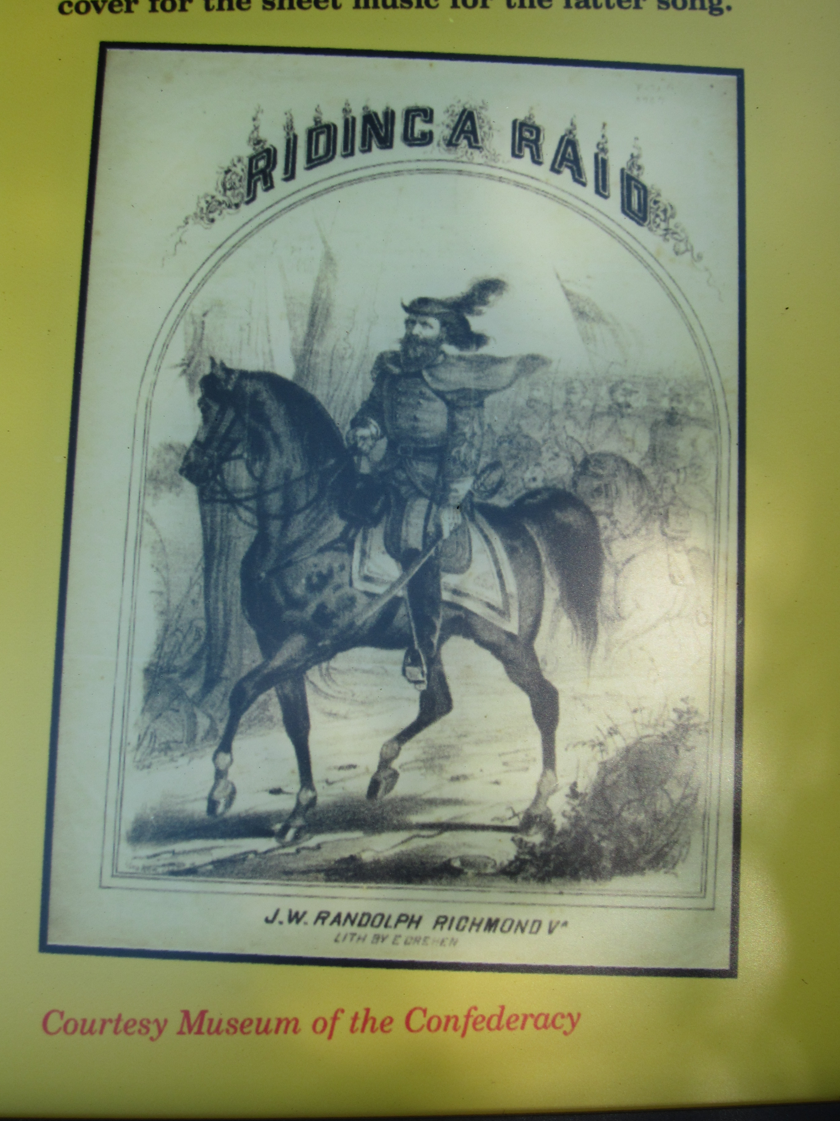 "Cover of ""Riding a Raid."""