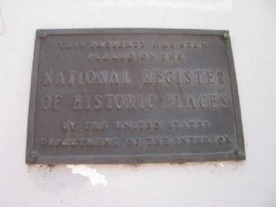 Burbank Post Office Marker image. Click for full size.