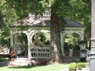 Doctors House Gazebo image. Click for full size.