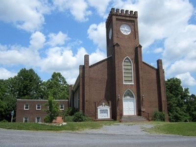 Falling Spring Presbyterian Church image. Click for full size.