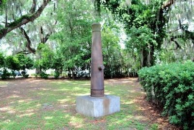 Fort Hughes Monument image. Click for full size.