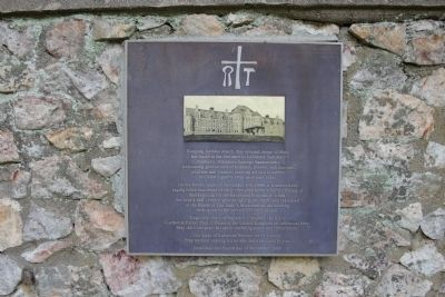 LaSalette Seminary Marker image. Click for full size.