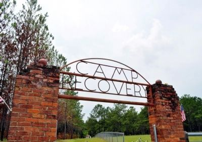Camp Recovery Gate image. Click for full size.