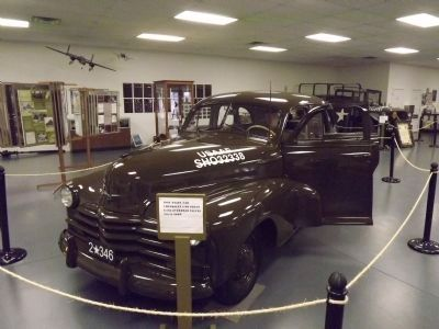 Dyersburg Army Airfield Museum image. Click for full size.