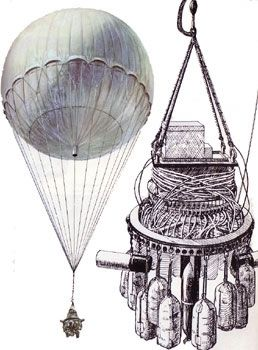 Fu-Go, the Japanese Bomb Balloon image. Click for full size.