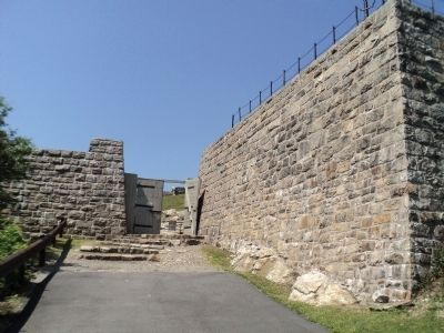 Fort Putnam Photo, Click for full size