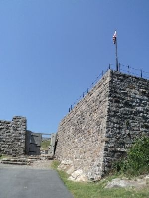 Fort Putnam image. Click for full size.