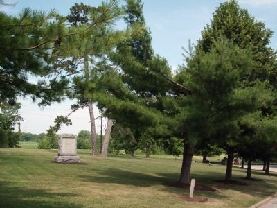 Long View - - Putnam County Revolutionary War Memorial Marker Photo, Click for full size