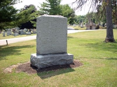 Looking North/East - - Putnam County Revolutionary War Memorial Marker Photo, Click for full size