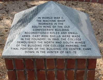 Augusta Arsenal Marker, right panel image. Click for full size.