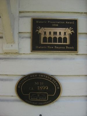 City Plaques image. Click for full size.