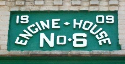 Engine House #6 Frontispiece image. Click for full size.
