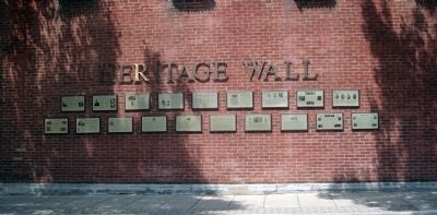 """ Heritage Wall "" image. Click for full size."
