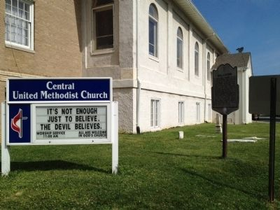 Central United Methodist Church Photo, Click for full size