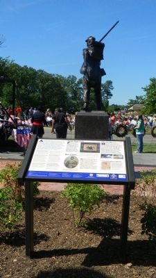 United States Colored Troops Civil War Memorial Monument and Marker Photo, Click for full size