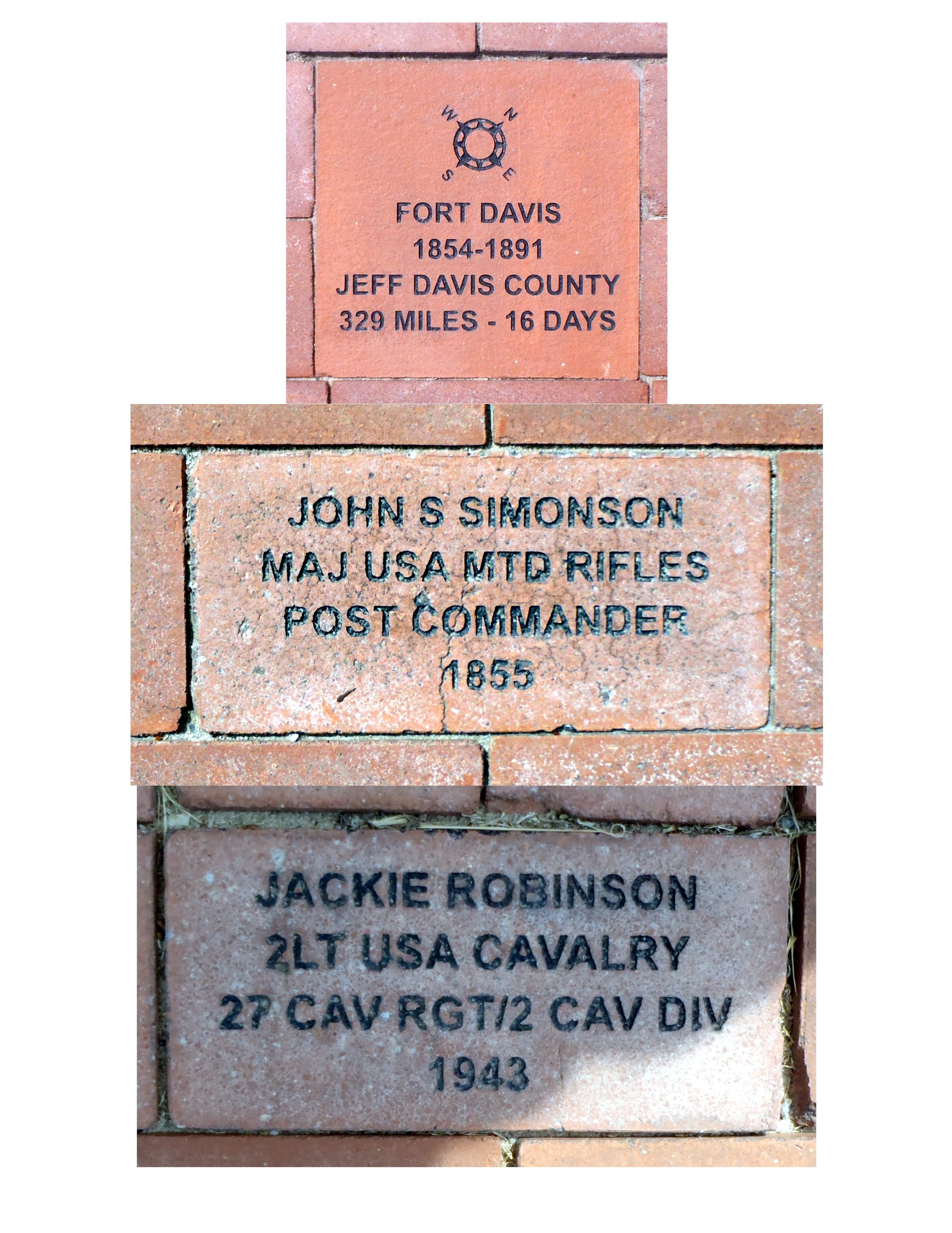 U.S. Army Unit Memorial Bricks